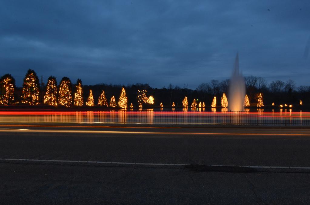 Christmas Town Usa.Christmas Town Usa Mcadenville North Carolina Kreg Steppe