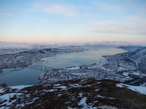 07 - Tromso - snow hike