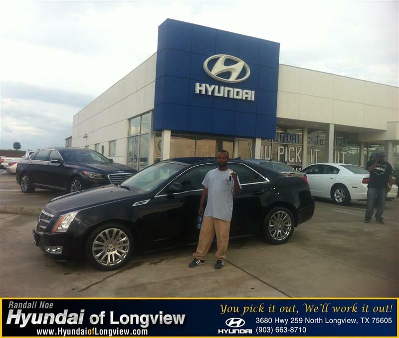 Car Dealerships In Longview Tx >> Randall Noe Hyundai Of Longview Texas Customer Reviews Dea