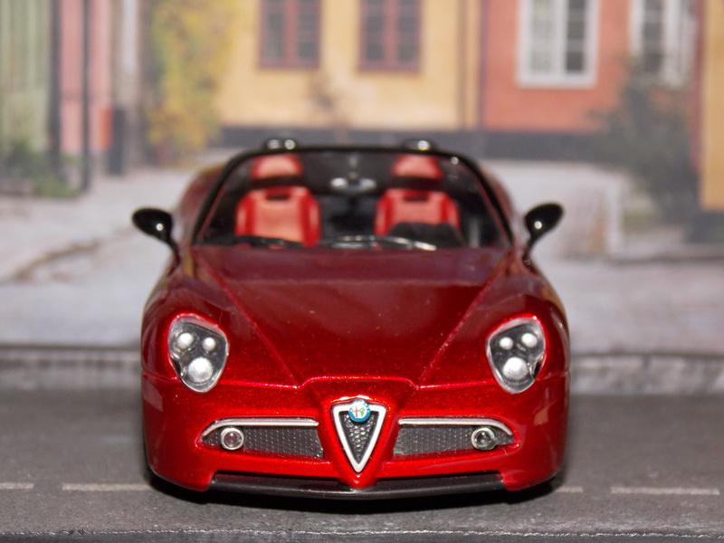 Alfa Romeo 8C Spider – 2008