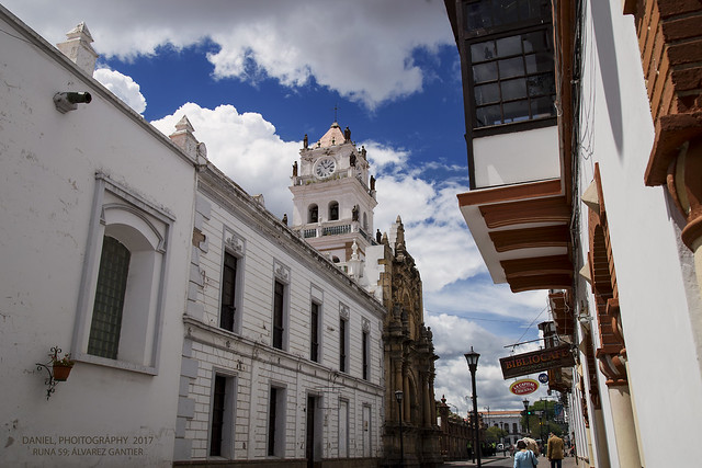 Calle Nicolás Ortíz, Sucre