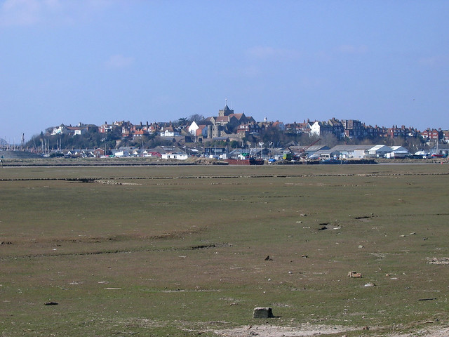 View back to Rye