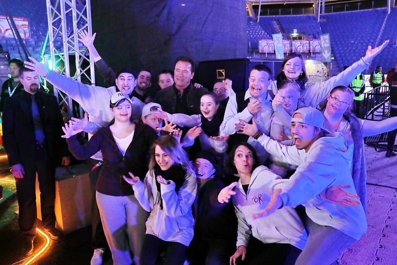 Special Olympics World Winter Games Abschlussevent Graz