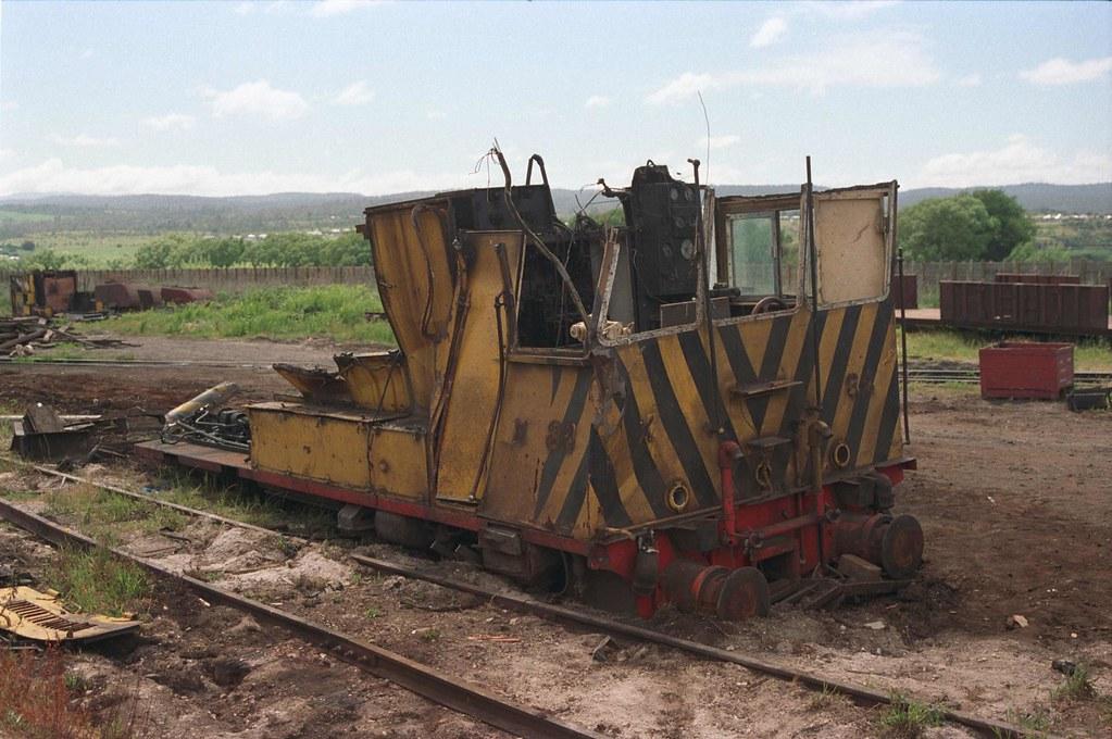 x32-scrapping-inveresk by ebr1 in the pilbara