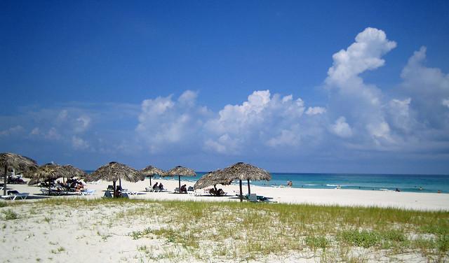 Caribbean beach - Varadero, Cuba
