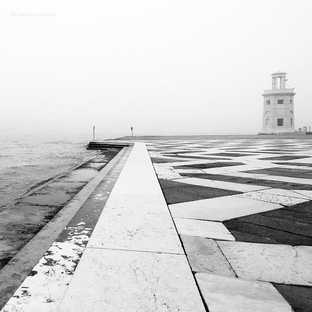 San Marco in the Mist