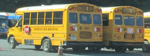 Mid State Bus Service M31 Former 200 Before Bought By