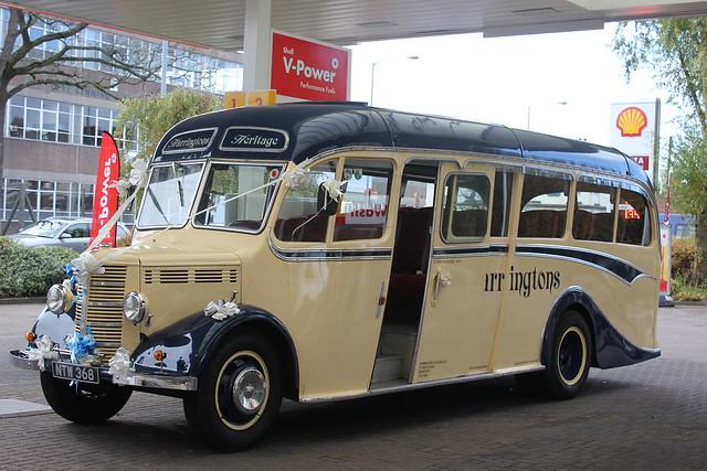 The Bridal Bus!