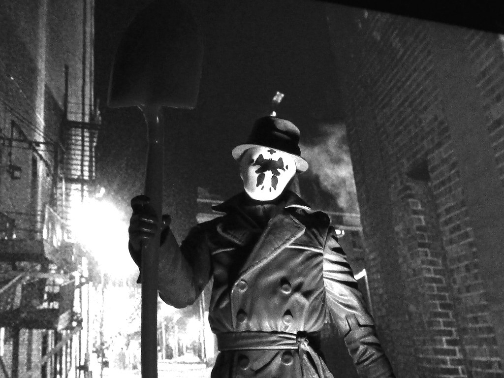 Whisper no ill watchmen rorschach quotes Watchmen (comics)/Quotes