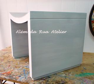 Como fazer pátina - Passo a passo | by ALÉM DA RUA ATELIER/Veronica Kraemer