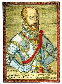 Lamoral, comte d'Egmont, prince de Gavre
