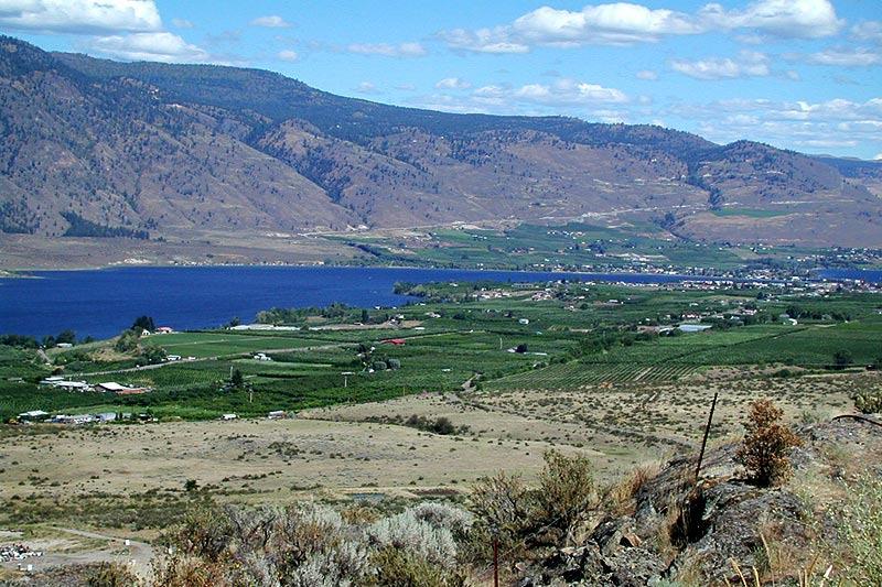 Osoyoos, South Okanagan Valley, British Columbia, Canada