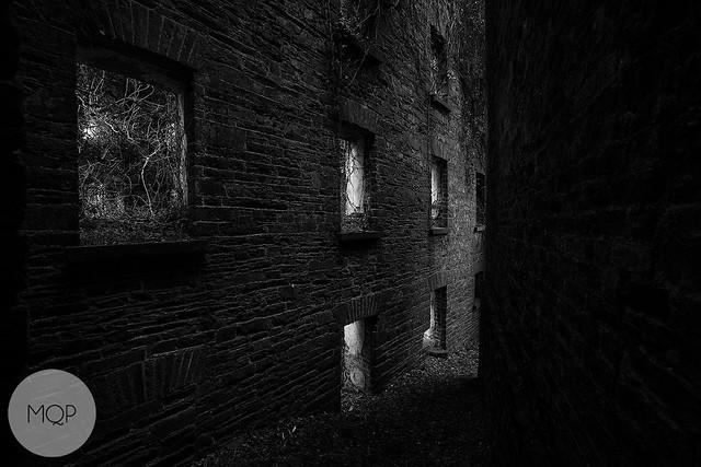 Abandoned Irish Mill - February 2014