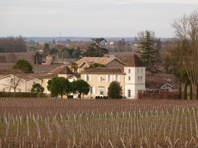 Chateau en Saint-Emilion (Francia)