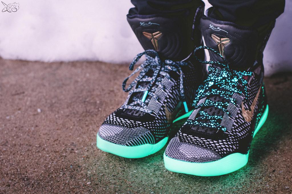 promo code 36eeb 1cdc6 ... Nike Kobe Elite 9 Maestro NOLA Gumbo Pack   by Elisha Johnthunder