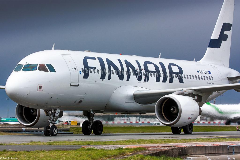 A320 Finnair