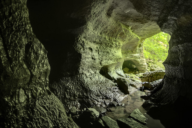 LCR Cave twilight, White County, Tennessee 1