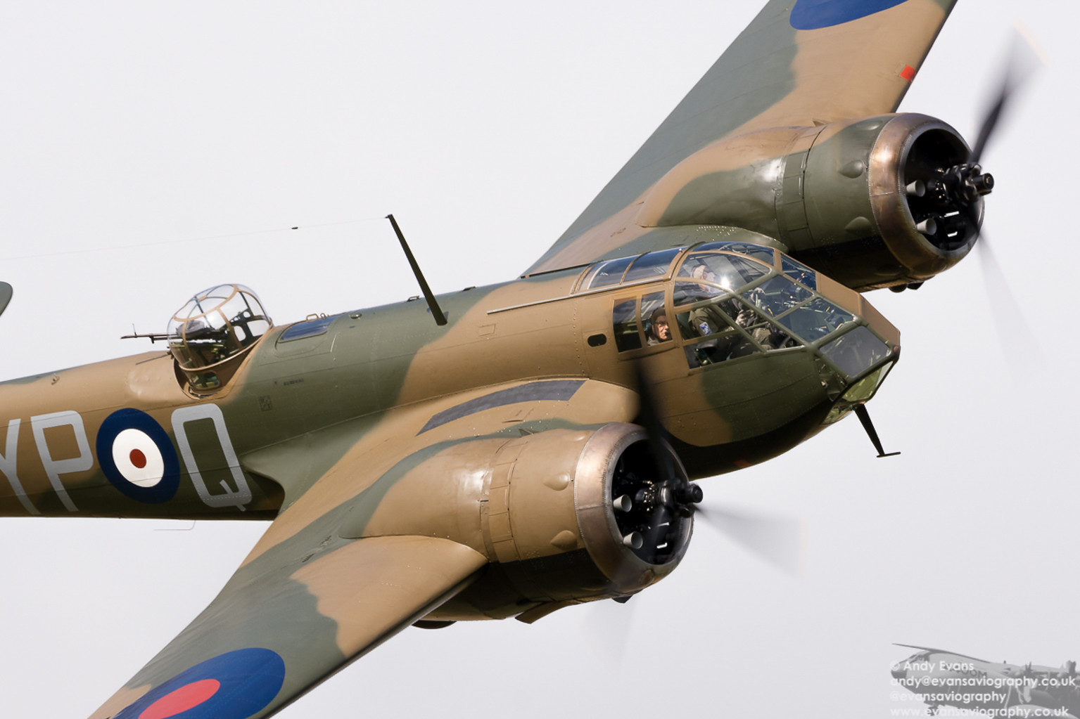 Shuttleworth Military Pageant 2015