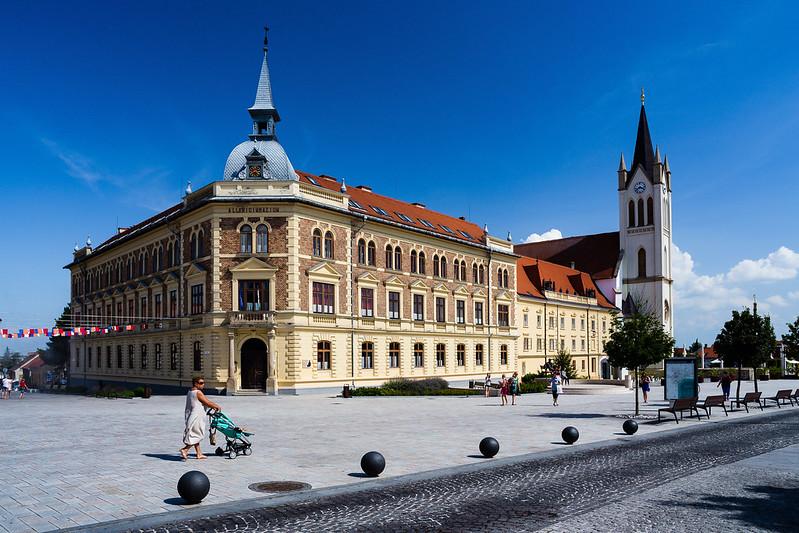Keszthely, Hungría