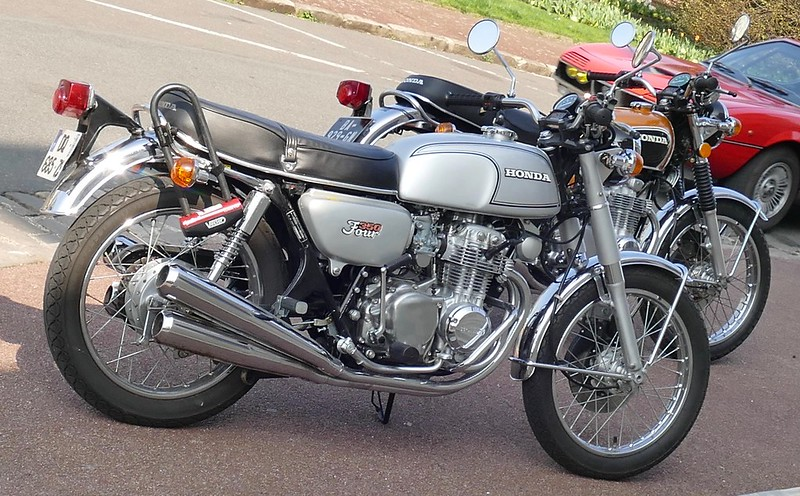 Honda 350 Four - Sainte Geneviève (91) Mars 2017 32818201814_9be4cec70d_c