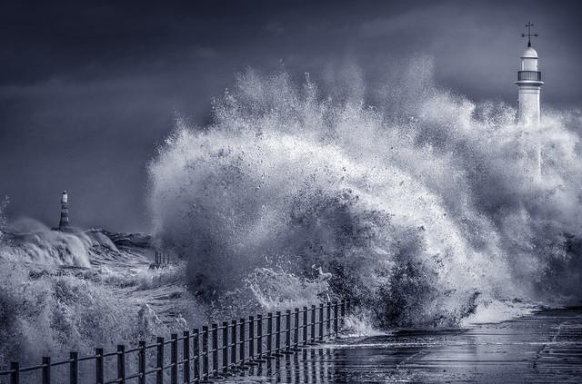Seaburn Promenade, Sunderland