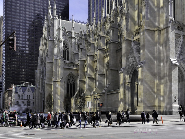 Reflections on St. Patrick's Cathedral