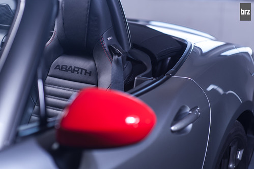 Abarth 124 Spider | by bennorz