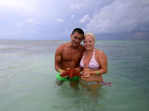 Amparo y Pedro (Punta Cana)   by Plavel Tours