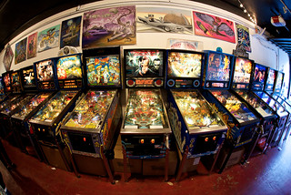 Pinball @ Free Gold Watch | by christopher.berry