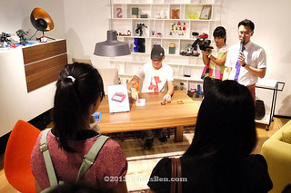 BricksBen - Live LEGO Demo at BoConcept Paragon Singapore (22 May 2013) - 08 | by BricksBen LEGO® Creations