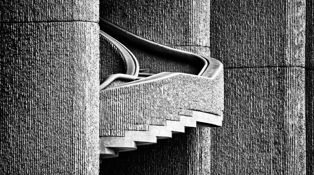 Detail--State Office Building