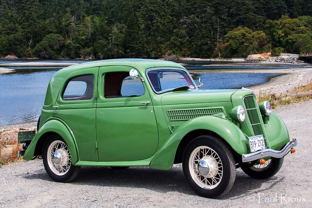 1936 Ford CX 10