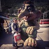 meeting a cute mountain troll #voss #norway