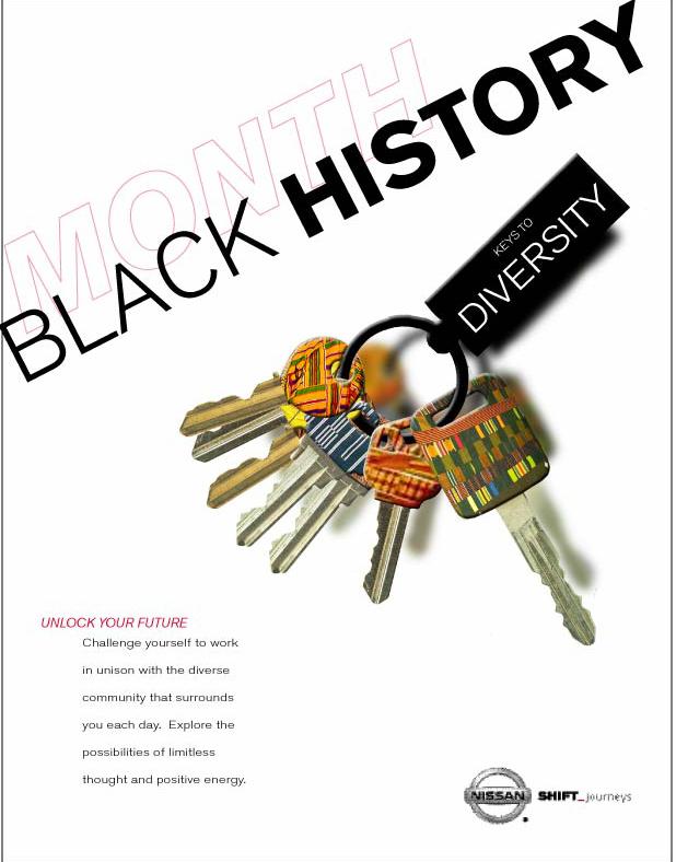 Nissan - Black History Month 1