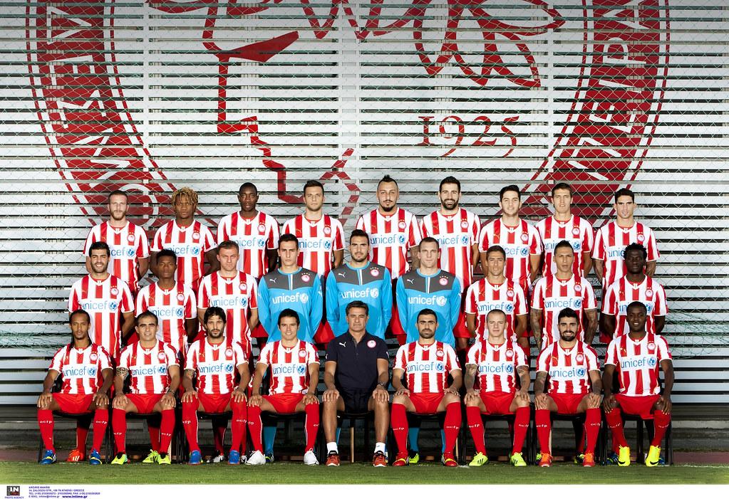 2013–14 Olympiacos F.C. season
