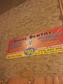 Chicago banner tooth