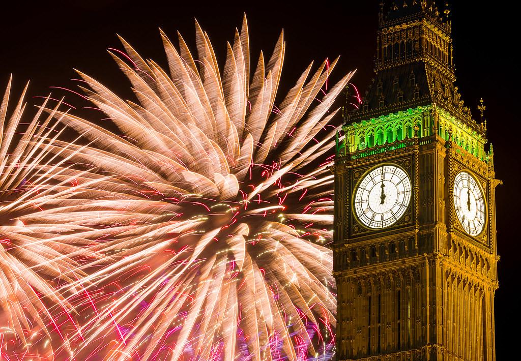 Happy New Year Fireworks 83