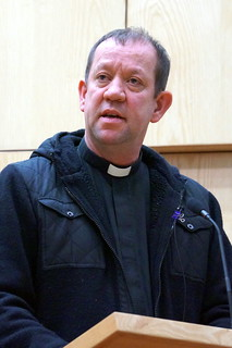 Father Ciaran Dallat: Assistant Priest in St. Peter's Catholic Cathedral (West Belfast) | by leftofcentre