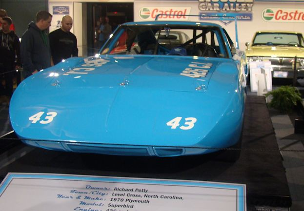Petty 43 1970 Plymouth Superbird