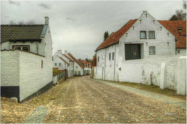 Thorn (NL) - Die weiße Stadt