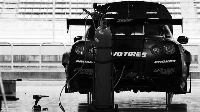 [B&W] Team TOYO TIRES DRIFT TRUST RACING - GReddy 35 RX Spec-D (GT-R)