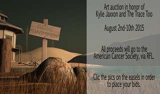 Art Auction in honor of Kylie and The Trace too [UPDATED] | by Trinity Yazimoto