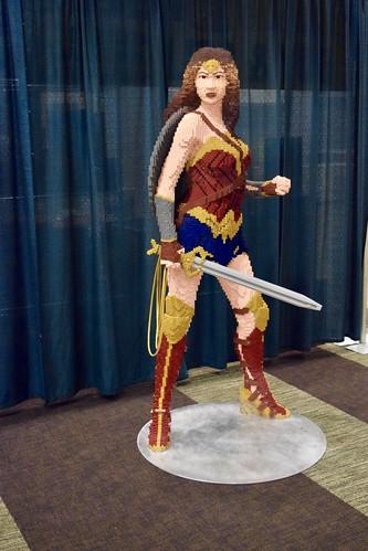 Full Lego Wonder Woman