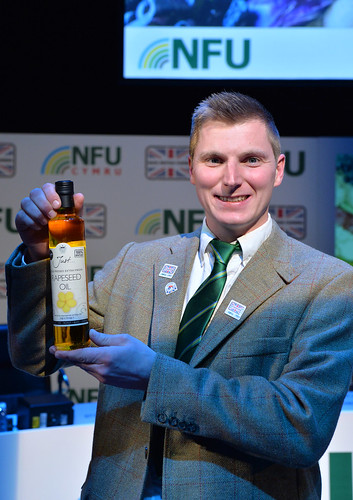 Beef and cereals farmer Richard Bower from Penkridge, Staffordshire | by NFU pics