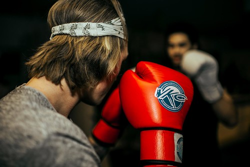 Boxing   by Hidena Productions