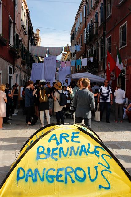 Are biennales dangerous