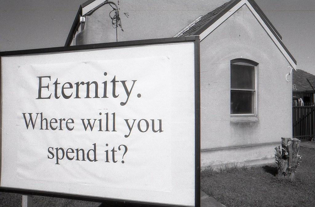 Eternity - Belfield, NSW.