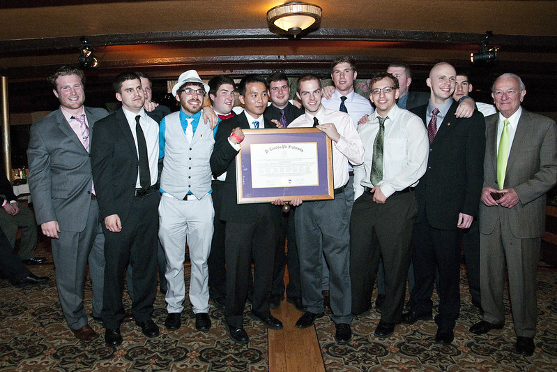 2012 Chartering Banquet