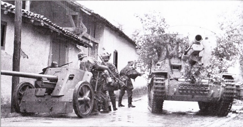 SdKfz 138 - Grille (8)