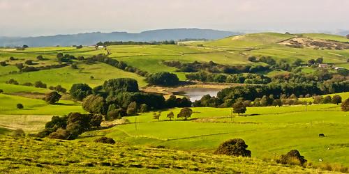 england rural landscapes countryside view farmland lancashire fields moors pennine westpenninemoors applecrypt